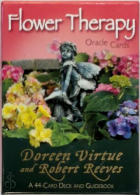 Flower Therapy Oracle Cards - Doreen Virtue, Robert Reeves