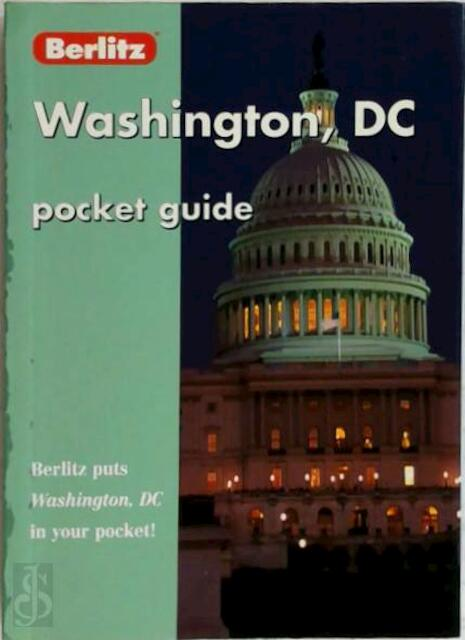 Washington, DC Pocket Guide - Gostelow