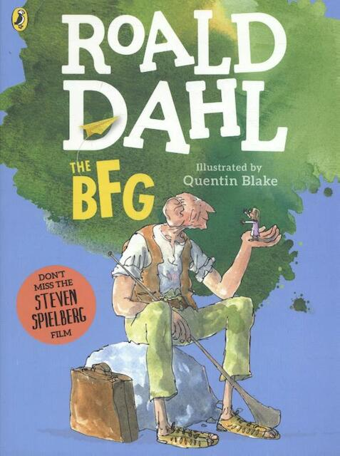 The BFG - Colour Edition - Roald Dahl