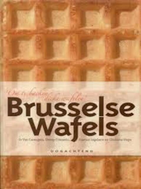 Brusselse Wafels - J. Van Caenegem