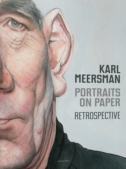 Karl Meersman: Portraits on Paper - Karl Meersman