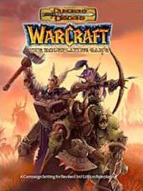 Dungeons & Dragons Warcraft Roleplaying Game - Christopher Aylott, Zach Bush, Jeff [et.al.] Grubb