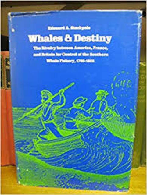 Whales and Destiny - Edouard A. Stackpole