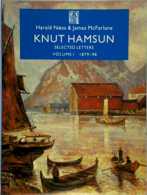 Selected Letters - Knut Hamsun