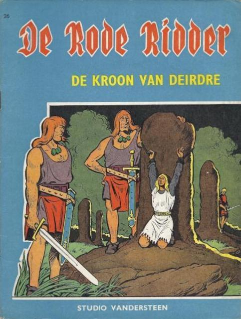 De kroon van Deirdre - Willy Vandersteen