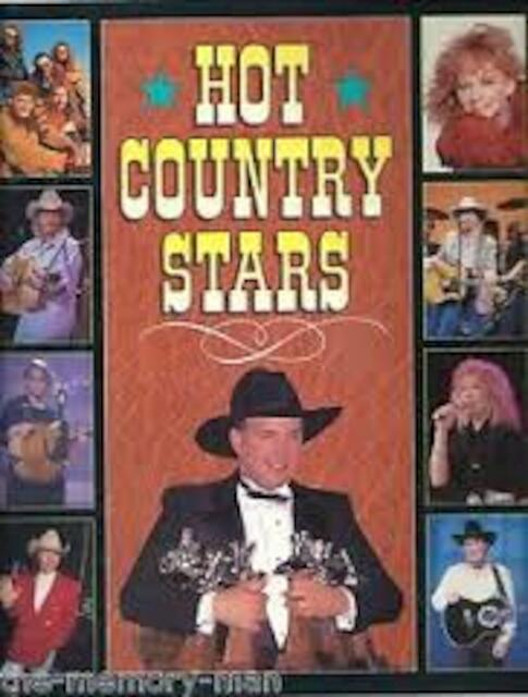 Hot Country Stars - Publications International, Limited