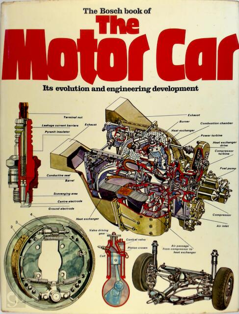 The Bosch Book of the Motor Car - John Day