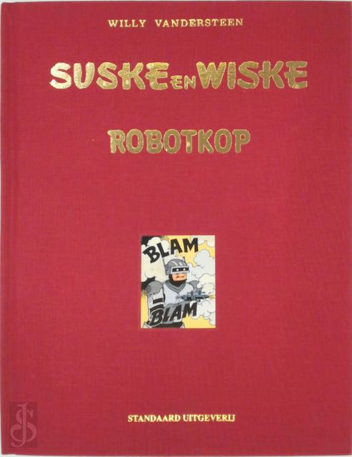 Robotkop - Willy Vandersteen