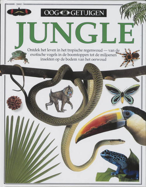 Ooggetuigen / Jungle - T. Greenaway