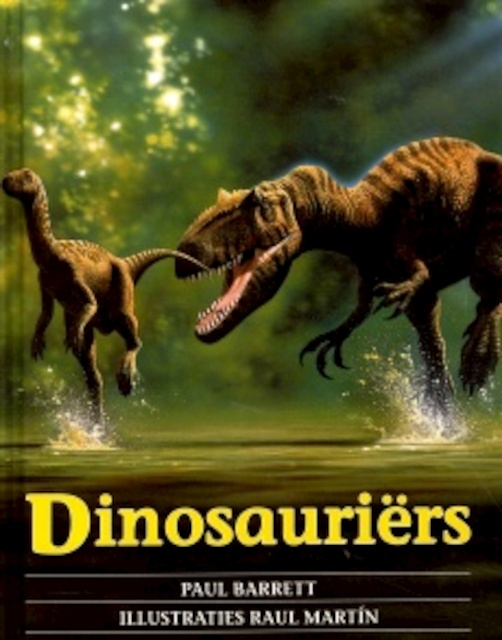 Dinosauriers - Paul Barret