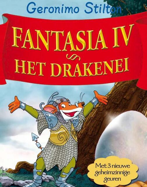Fantasia IV - Geronimo Stilton