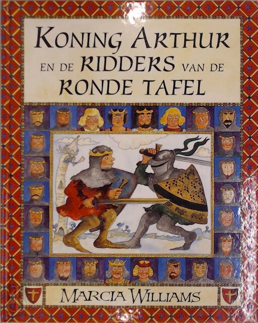 Koning Arthur Ronde Tafel.Koning Arthur En De Ridders Van De Ronde Tafel De Slegte