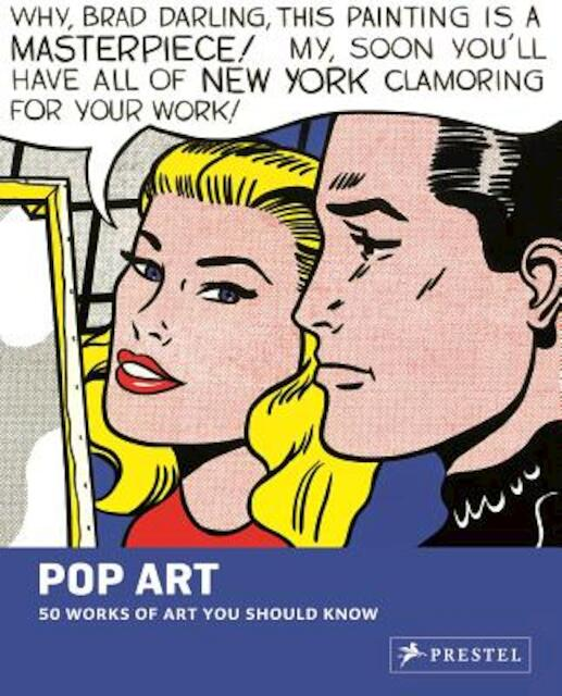 50-series Pop art 50 works of art you should know - Wyk Van G