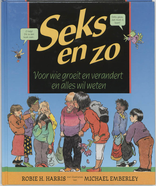 Seks en zo - R.H. Harris - (ISBN: 9789025727680)   De Slegte