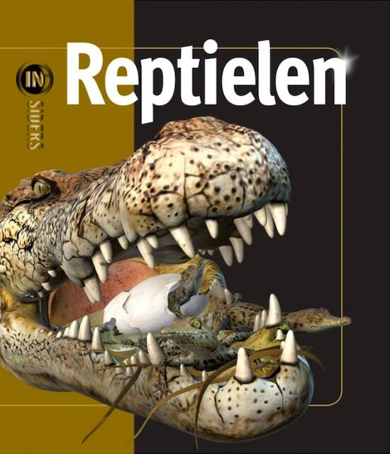 Insiders - Reptielen - Mark Hutchinson