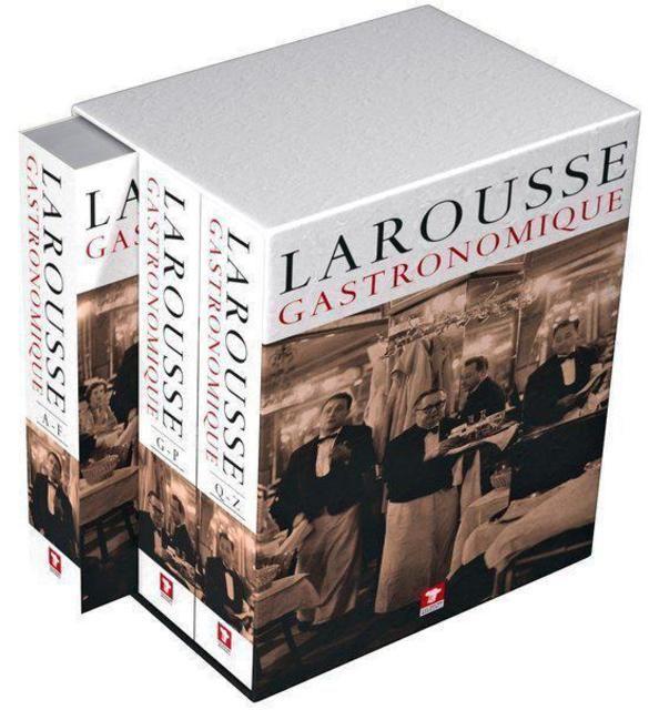 Larousse gastronomique - Unknown