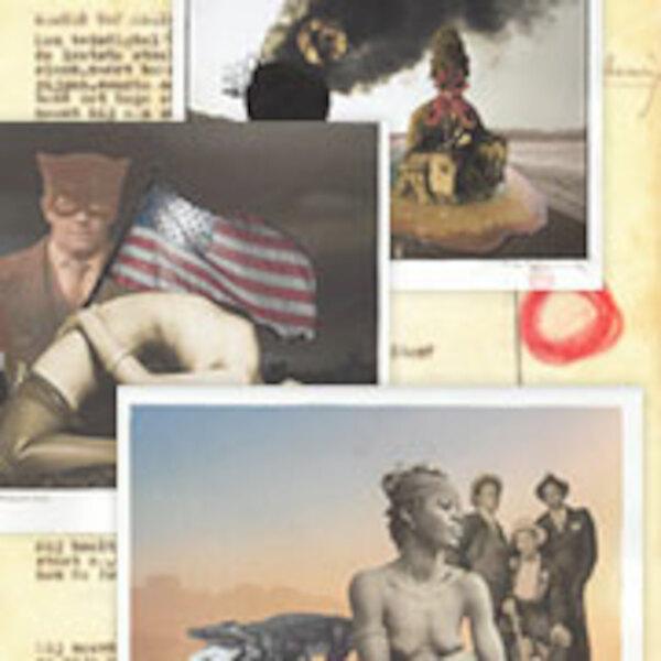 Patrick Conrad: Collages & handschriften