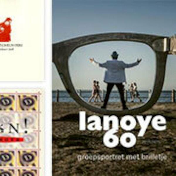 Tom Lanoye 60 – Groepsportret in boeken en aanverwanten