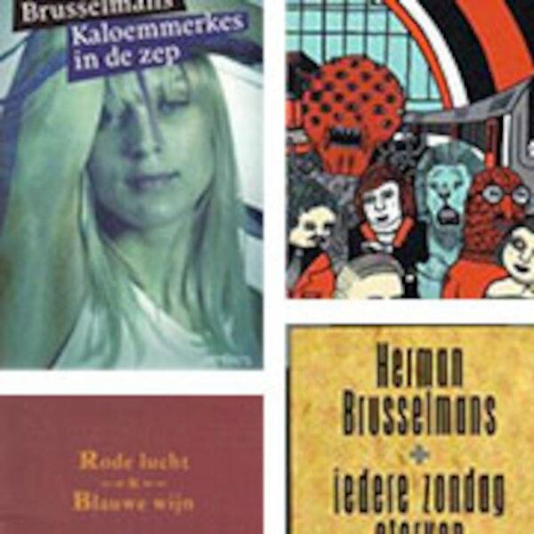 Herman Brusselmans: Rode lucht & …