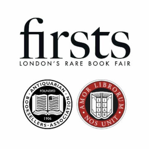 Firsts – London's Rare Book Fair: 7th – 9th June 2019
