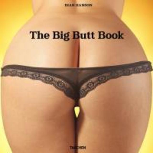 The Big Butt Book - Unknown