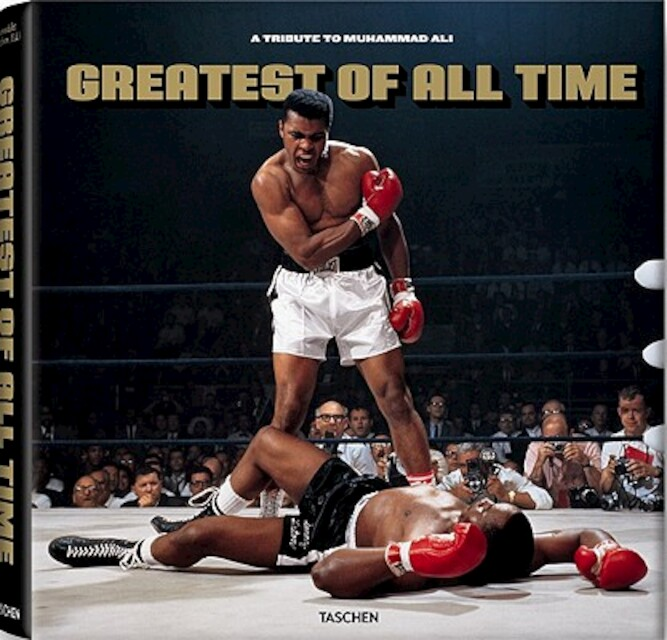 Greatest Of All Time - Taschen