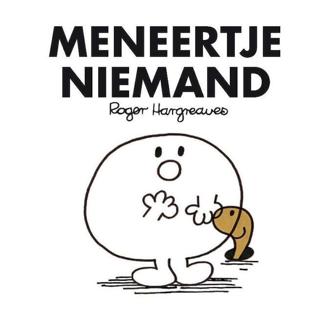 Beste Meneertje Niemand set 4 ex. - Roger Hargreaves - (ISBN EU-78