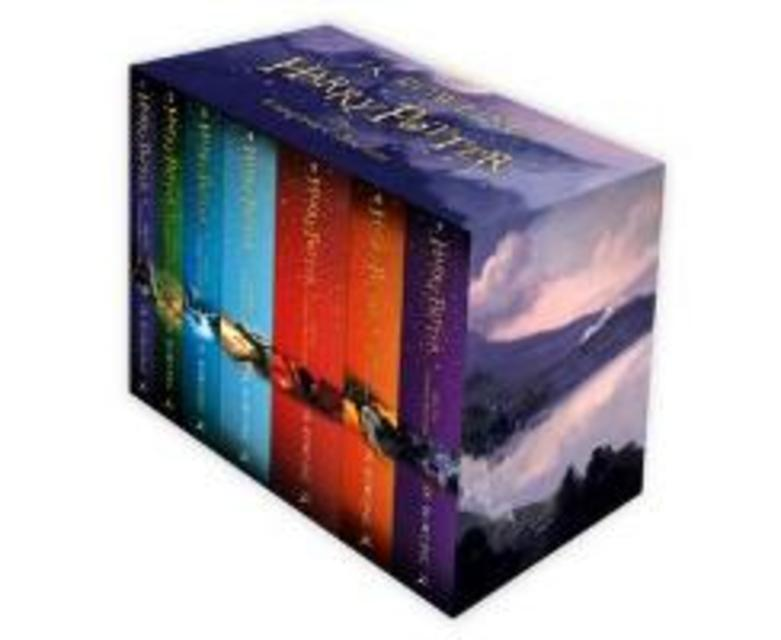 Harry Potter : The Complete Collection - J K Rowling