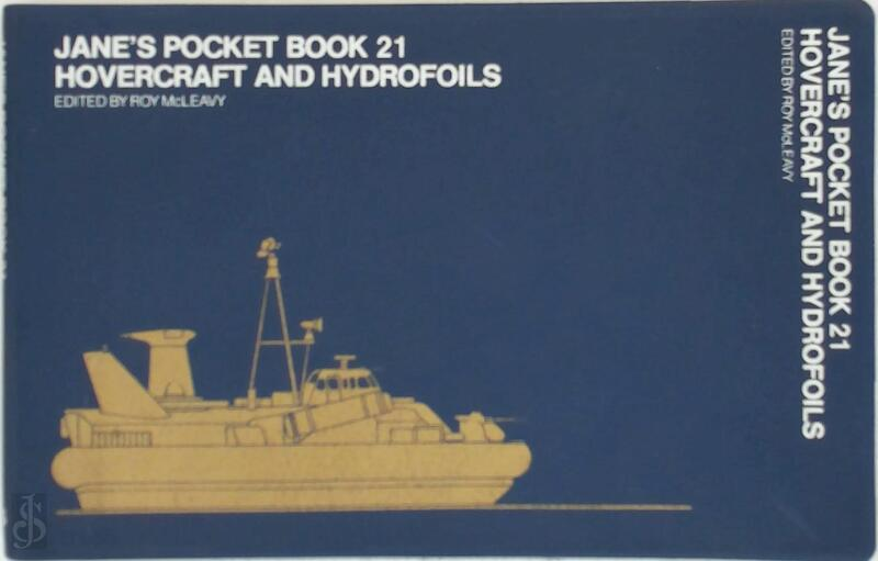 Jane's Pocket Book of Hovercraft and Hydrofoils - Roy McLeavy