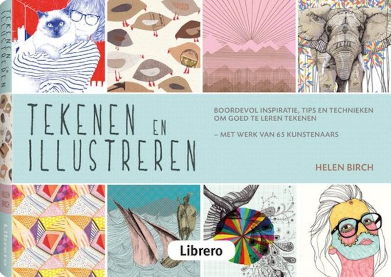 Tekenen en illustreren - Helen Birch
