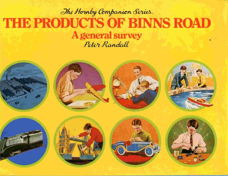 The Products of Binns Road - Peter Randall