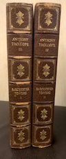 Barchester Towers I and II - Anthony Trollope