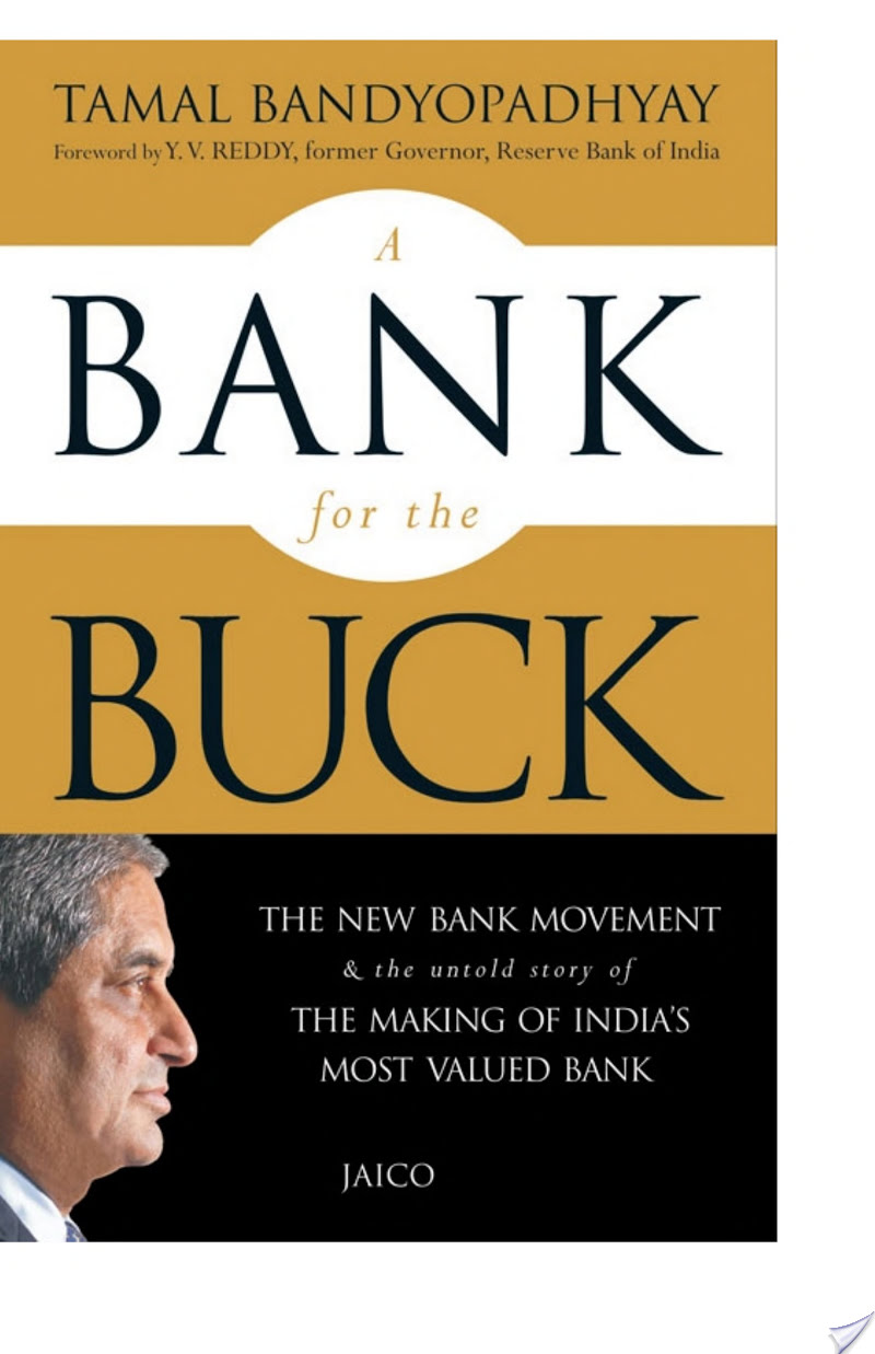 A Bank for the Buck