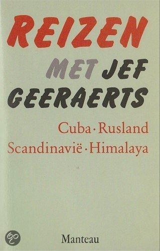 Reizen met Jef Geeraerts