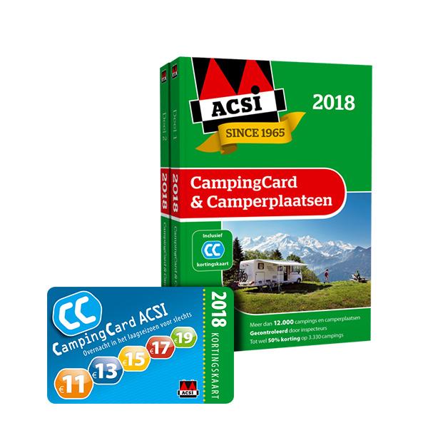 ACSI CampingCard & Camperpl...