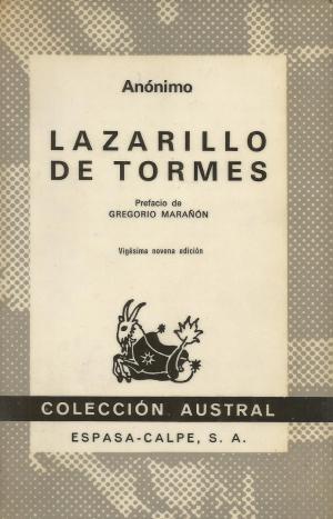 - Lazarillo De Tormes