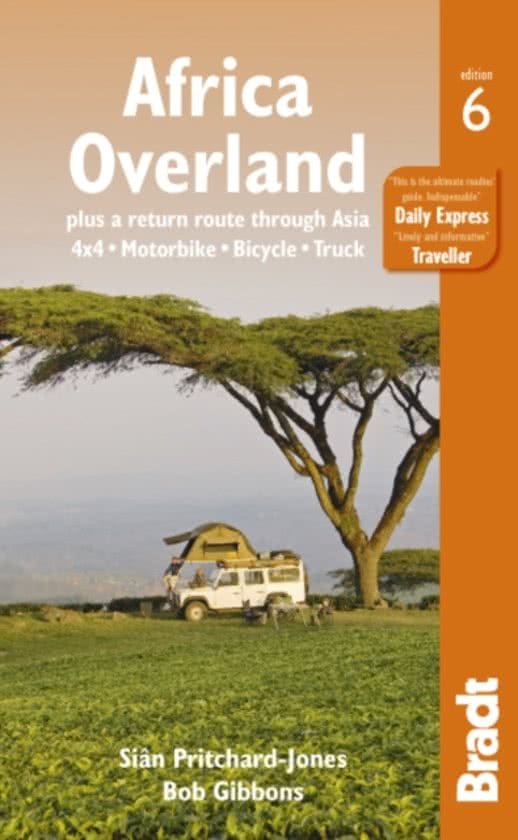 Africa Overland Plus a Retu...