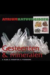 E Fejer,  S Frampton,  C Fitzsimons - Atrium natuurgids  gesteenten en mineralen