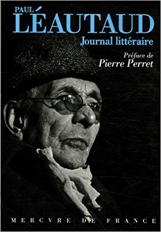 PAUL LÉAUTAUD - Journal Littéraire