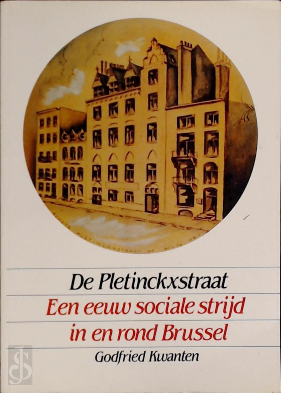 De Pletinckxstraat een eeuw.