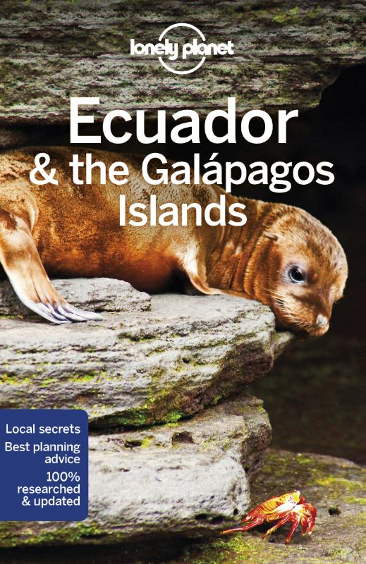Lonely Planet Ecuador & the...