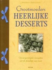 A. THOMAS, S. GENTILINI - Grootmoeders heerlijke desserts