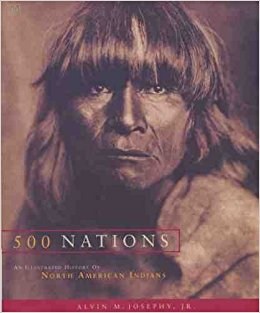 ALVIN M. JOSEPHY - 500 nations. An illustrated History of North American Indians