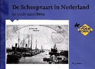 De scheepvaart in Nederland...
