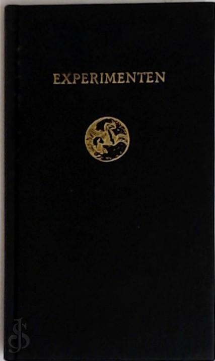 Geerten Gossaert - Experimenten