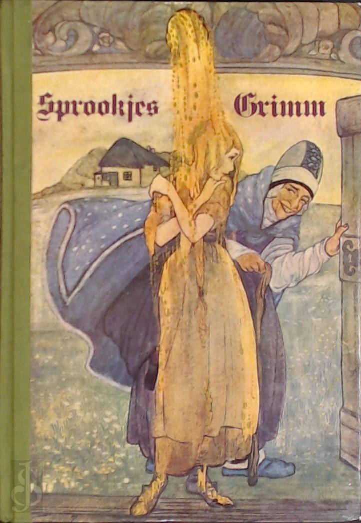 Christine Doorman, Onno Vere, Rie Cramer - Sprookjes van Grimm