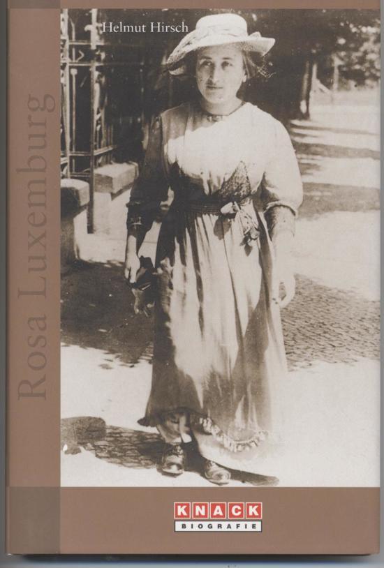 Roza Luxemburg Een biografie