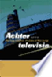 R. Otten - Achter televisie omroepmarkten en-structuren in West-Europa