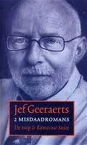 JEF GEERAERTS - 2 Misdaadromans. De trap & De Romeinse suite