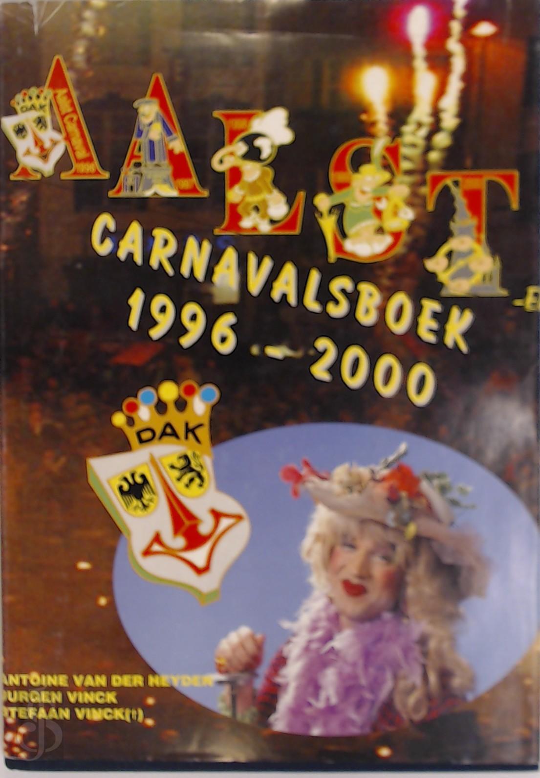 Aalsters Carnavalsboek 1996...
